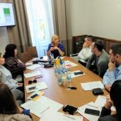 Львівські депутати поділились досвідом роботи з ужгородськими колегами