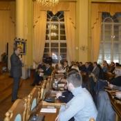 Автори проектів громадського бюджету зустрілись з міським головою Андрієм Садовим
