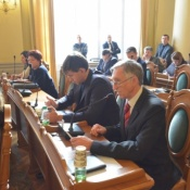 Підсумки сесії: бюджет міста, Меморандум про порозуміння та участь у проекті «Міський громадський транспорт України»