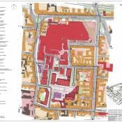 Представлено проект детального плану території у районі вулиць Газової, П. Куліша, М. Балабана і Джерельної