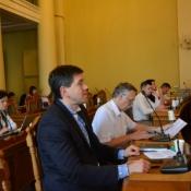 Підсумки сесії: зміни до бюджету, підтримка приватних навчальних закладів, комунальна власність через систему ProZorro