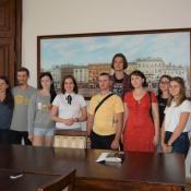 У Львівській міській раді поділились досвідом участі громади у житті міста з представниками Луганської та Донецької областей