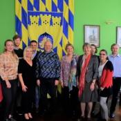 Львів відвідали науковці з Норвегії