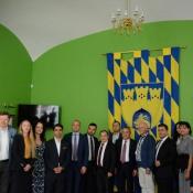 У Львівській міській раді накреслили шляхи подальшої співпраці між  Львовом та Анталією (Турецька Республіка)