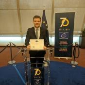 Львів отримав статус 12 зіркового партнера Європейського тижня місцевої демократії