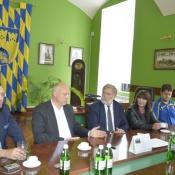 У Львові побувала делегація з польського міста Намислув