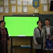 Завдяки громадському бюджету у ліцеї №2 запровадили інтерактивне навчання