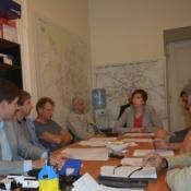 У Львові обговорюють питання побудови багаторівневого паркінгу та очистки фільтратів