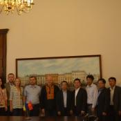 В'єтнамські бізнесмени зацікавилися інвестиційним проектом  зі спорудження канатної дороги на Високий Замок