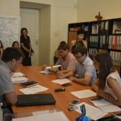 На комісії законності обговорили питання зміни порядку доступу на пленарні засідання