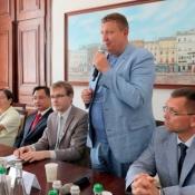 У Львівській міській раді презентували туристичний потенціал  В'єтнаму, України, Львова та Львівщини