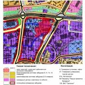 Змінений детальний план передбачає впорядкування промислової території та будівництво взуттєвого підприємства