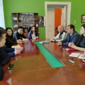 У Львівській міській раді обговорили налагодження співпраці з Китаєм у галузі медичного і оздоровчого туризму