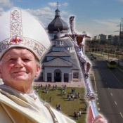 На честь 20-річчя візиту Папи Римського Івана Павла ІІ у Львові може бути перейменовано площу та вулицю