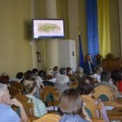 Громадське слухання, на якому мали обговорити Проект організації території парку «Знесіння», було зірване