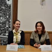 """""""Розвиваємо громадянське суспільство через популяризацію волонтерства"""", - Юлія Бойко"""