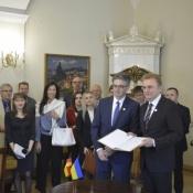 Львів і Фрайбург підписали угоду про співпрацю щодо енергетичної оптимізації Рясне 1, Рясне 2 та Кам'янки