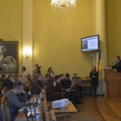Підсумки сесії: прийняття Статуту Львова, затвердження переліку проектів Громадського бюджету, створення «Клубу ігрових видів спорту»